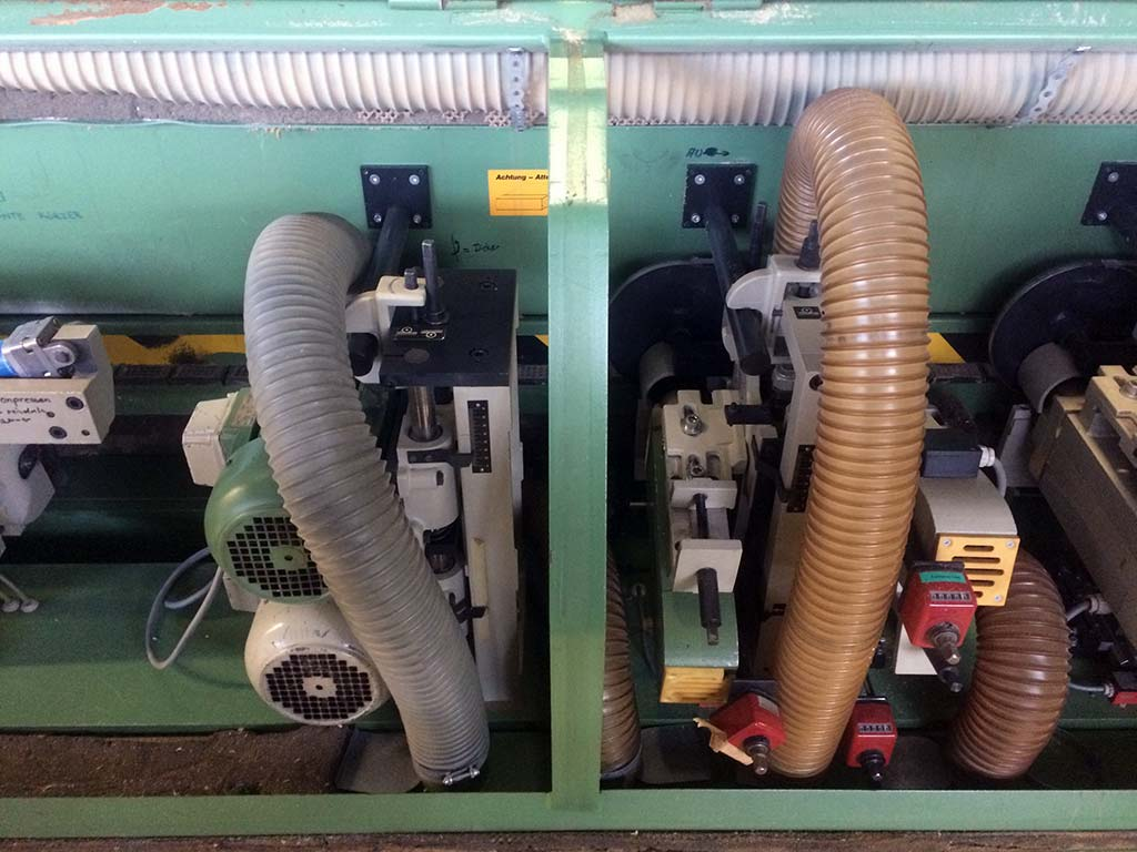 Edge Banding Machine OTT U 206 Image-5