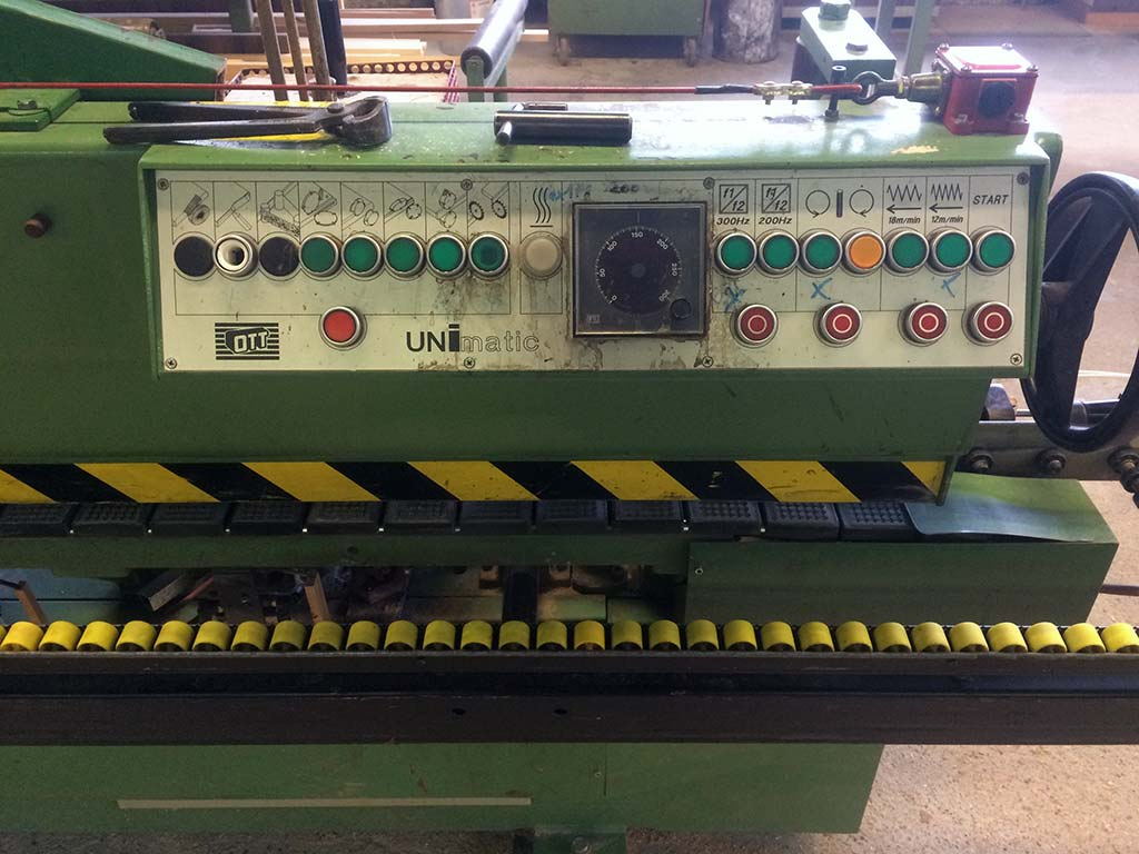 Edge Banding Machine OTT U 206 Image-6