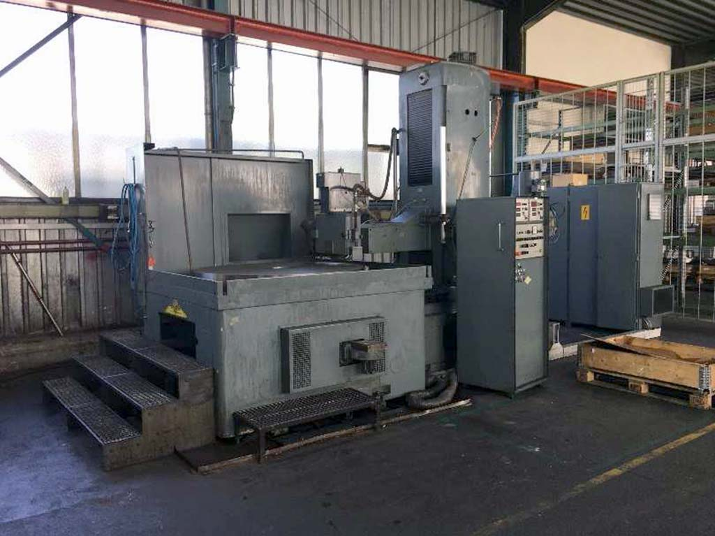 Rotary Table Surface Grinding Machine ELB SWR 150 T Image-1
