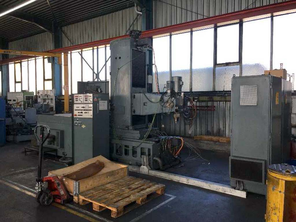 Rotary Table Surface Grinding Machine ELB SWR 150 T Image-2
