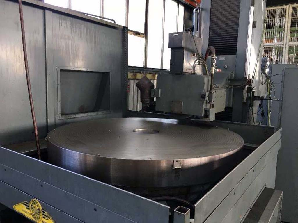 Rotary Table Surface Grinding Machine ELB SWR 150 T Image-3