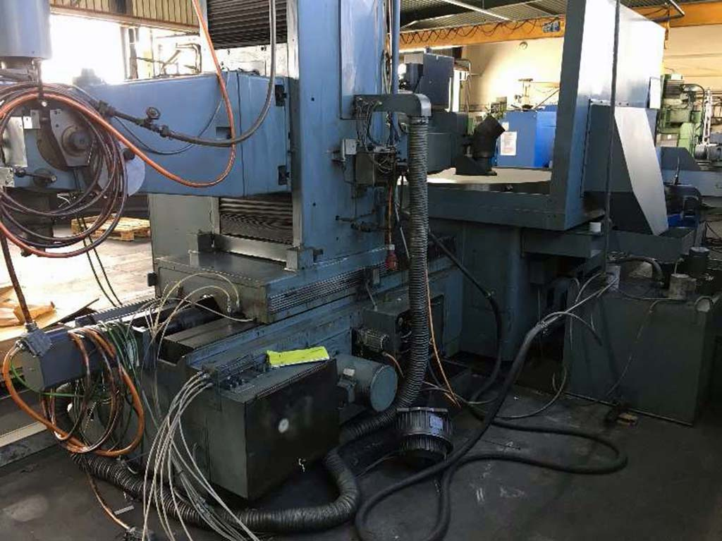 Rotary Table Surface Grinding Machine ELB SWR 150 T Image-4