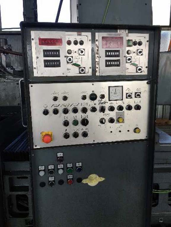 Rotary Table Surface Grinding Machine ELB SWR 150 T Image-5