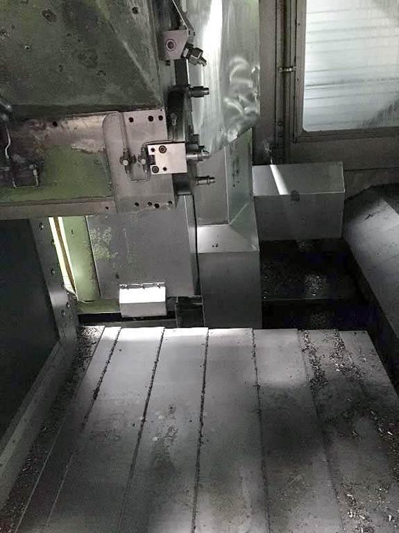 Universal Machining Center BURKHARDT+WEBER MC 120 HV Image-3