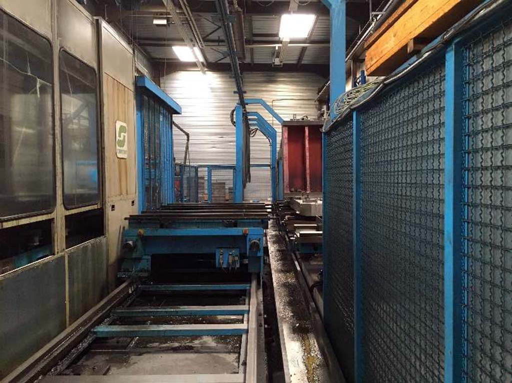 Horizontal Machining Center SCHARMANN Ecocut 1.3 Image-2