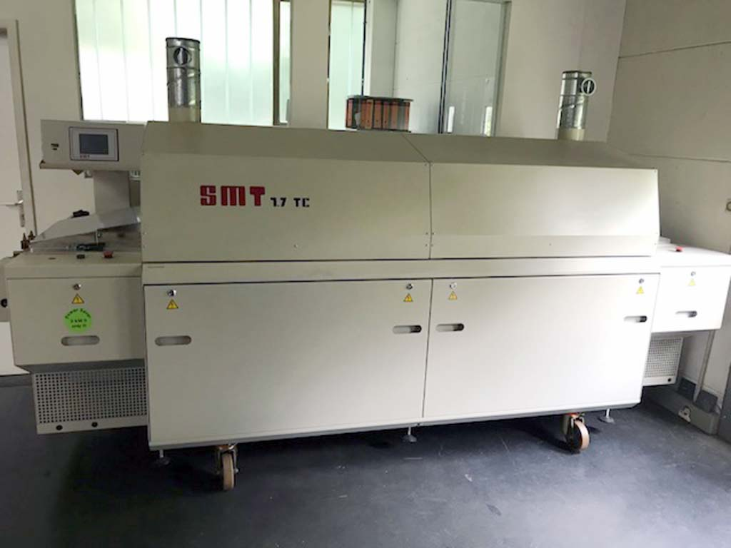 Reflow Soldering Oven SMT 1.7 TC Image-1