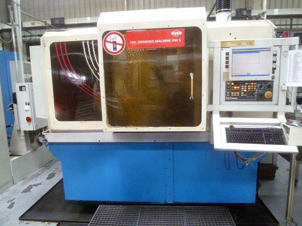CNC 5-Axis Rotary Transfer Grinder ITM 2020 Image-1