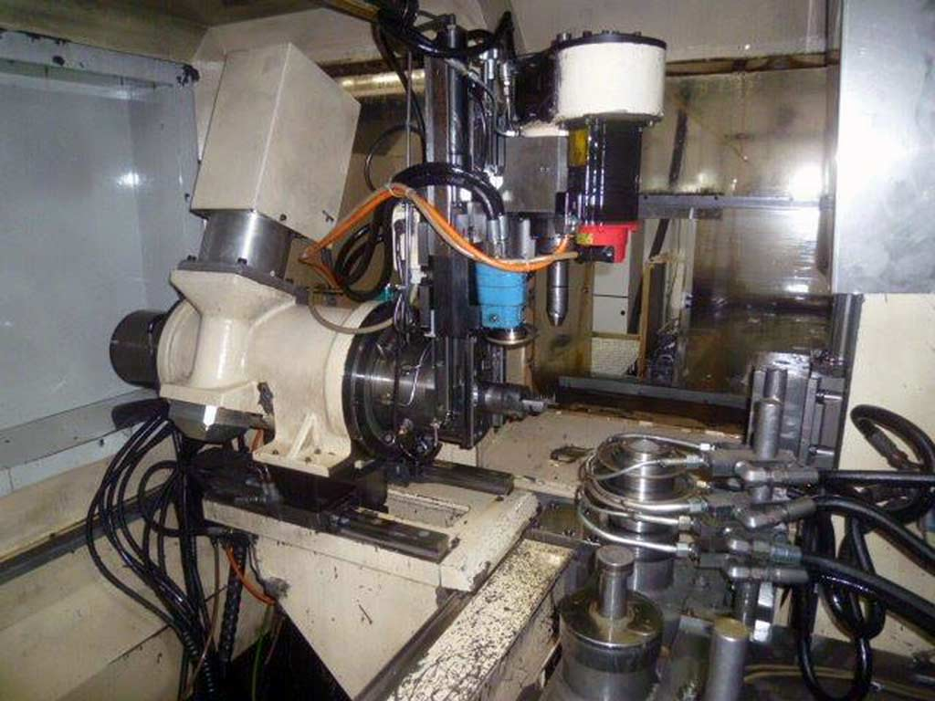 CNC 5-Axis Rotary Transfer Grinder ITM 2020 Image-2