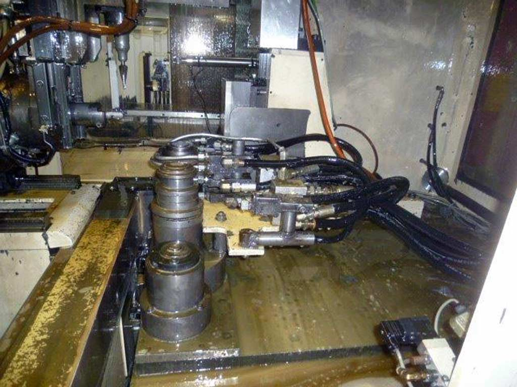 CNC 5-Axis Rotary Transfer Grinder ITM 2020 Image-3