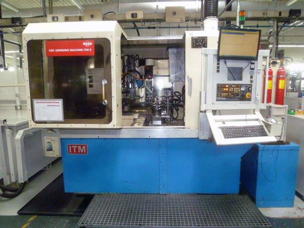 CNC 5-Axis Rotary Transfer Grinder ITM 2020 Image-4