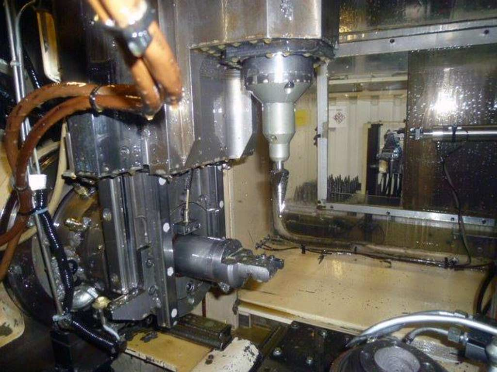 CNC 5-Axis Rotary Transfer Grinder ITM 2020 Image-5
