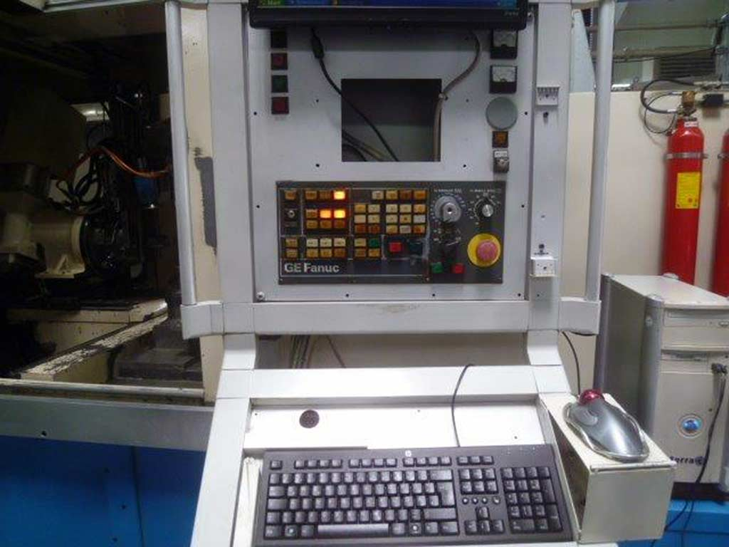 CNC 5-Axis Rotary Transfer Grinder ITM 2020 Image-6