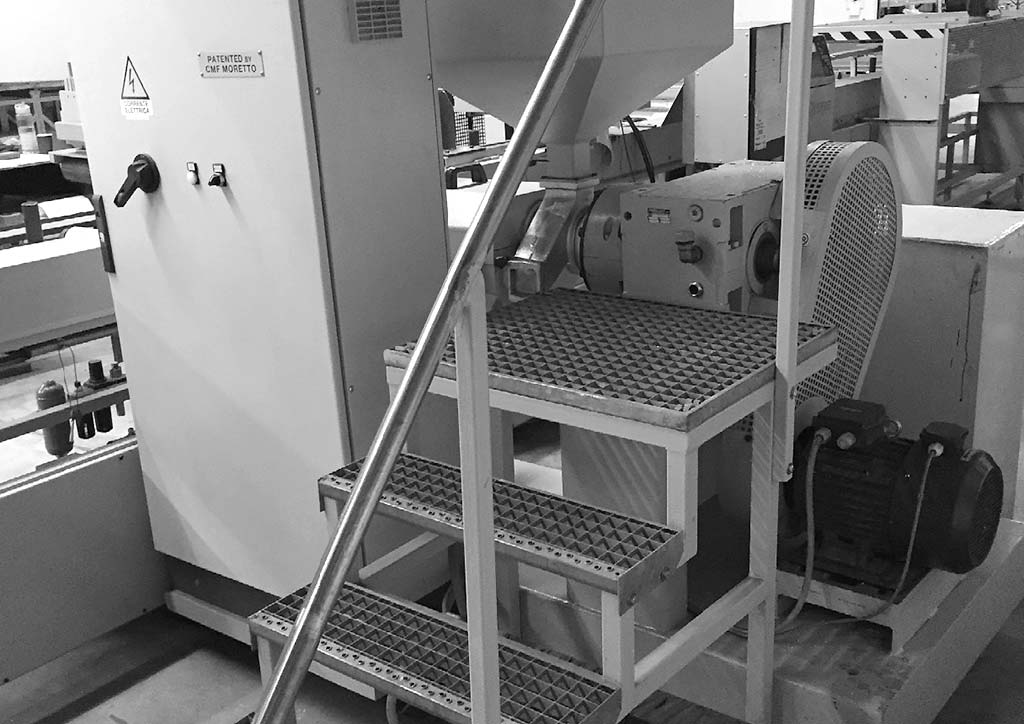 Semi Automatic Extrusion Profile Packing Machine CMF-MORETTO Image-4