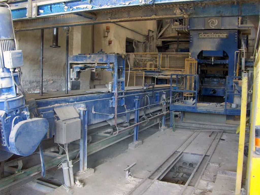 Sand-Lime Brick Press DORSTENER Dor Compact 400 Image-1