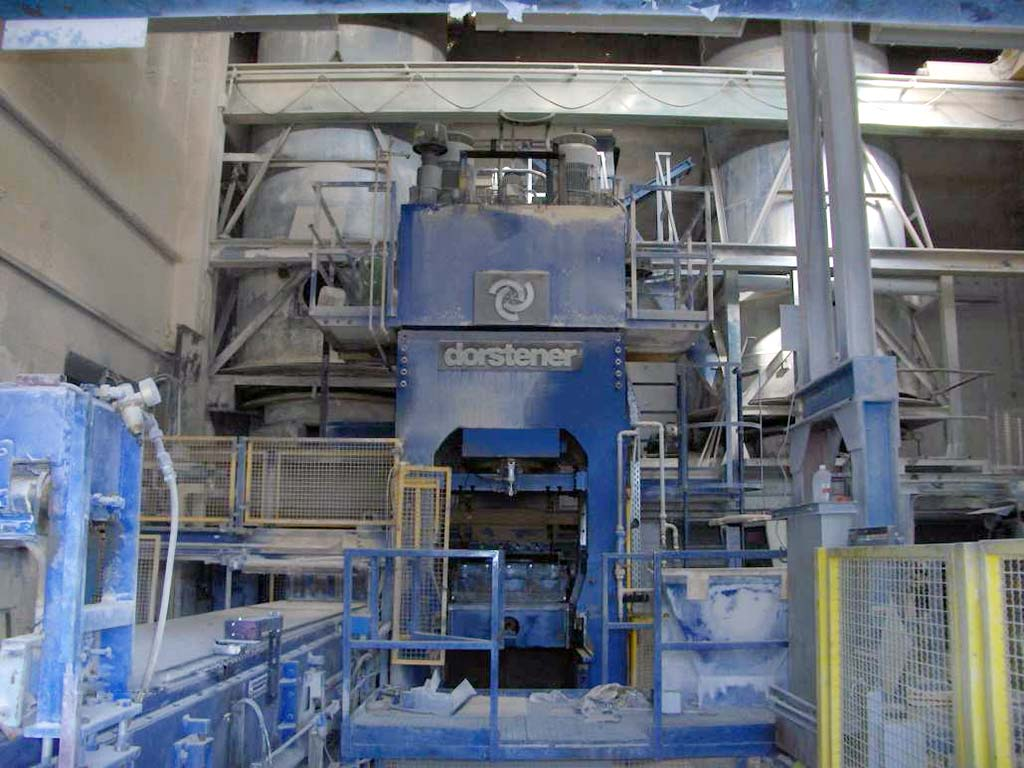 Sand-Lime Brick Press DORSTENER Dor Compact 400 Image-3