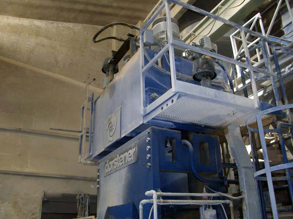 Sand-Lime Brick Press DORSTENER Dor Compact 400 Image-5