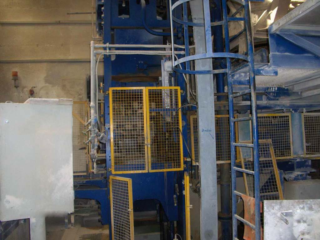 Sand-Lime Brick Press DORSTENER Dor Compact 400 Image-6