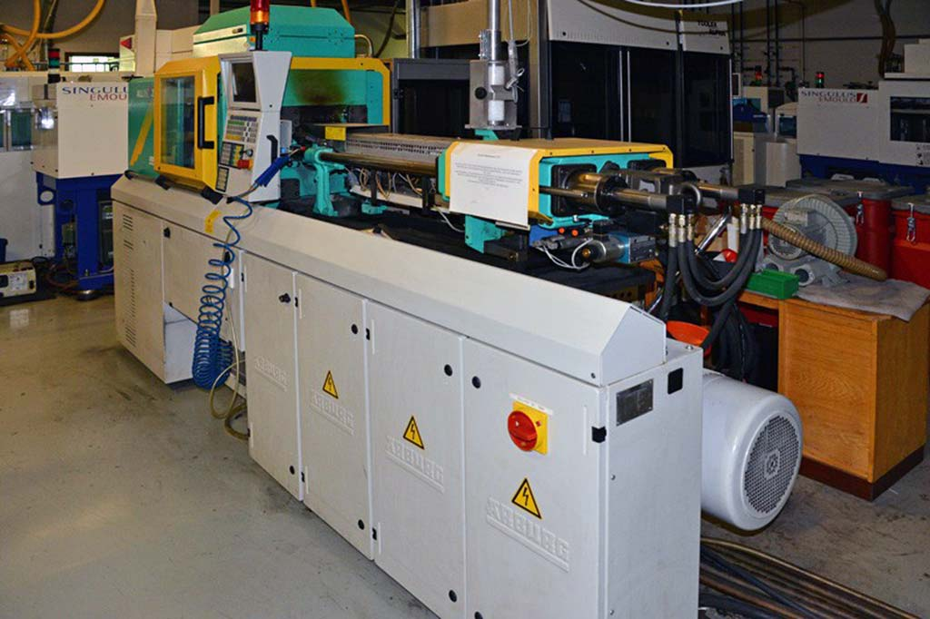 Injection Moulding Machine ARBURG Allrounder 270 S-CD 250-150 Image-2