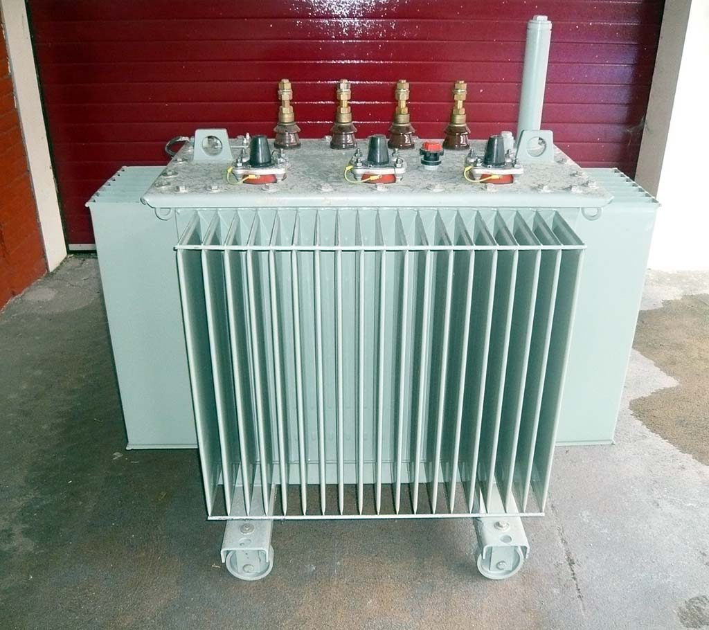 Three-Phase Transformer ELIN TDQ-402 A02S5H-99 Image-1