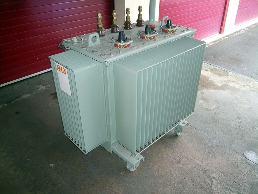 Three-Phase Transformer ELIN TDQ-402 A02S5H-99 Image-2