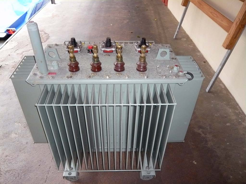 Three-Phase Transformer ELIN TDQ-402 A02S5H-99 Image-3