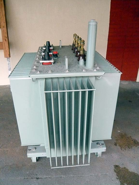 Three-Phase Transformer ELIN TDQ-402 A02S5H-99 Image-4