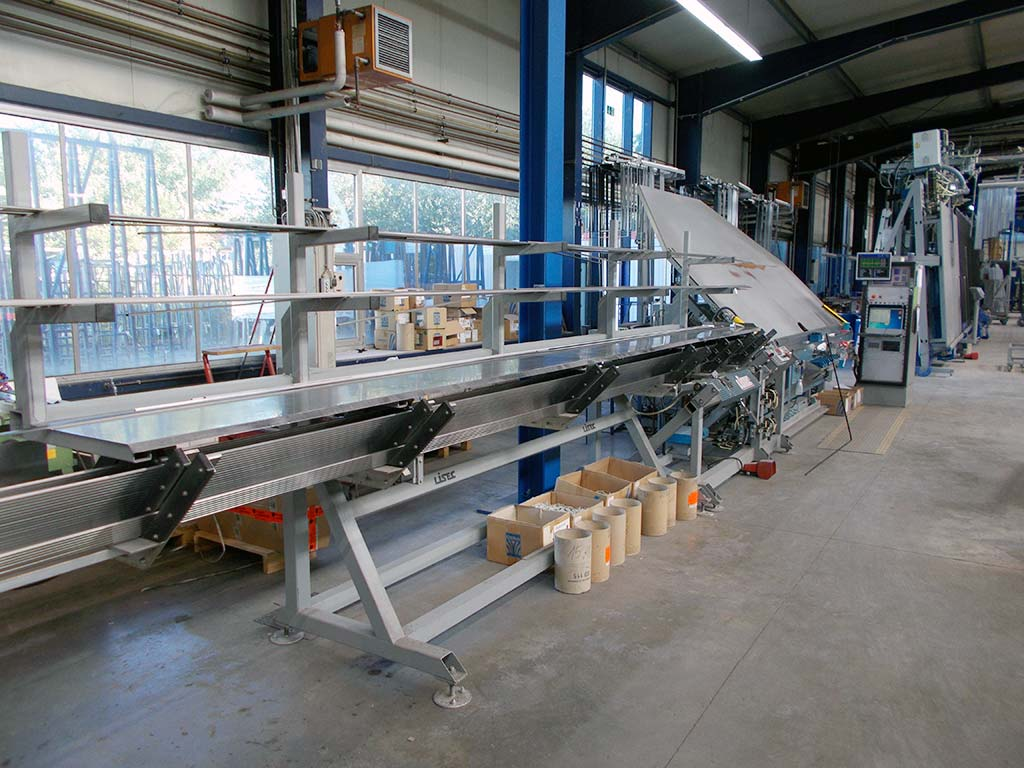Automated Bending Machine for Spacer Bars LISEC BSV-45 Image-1