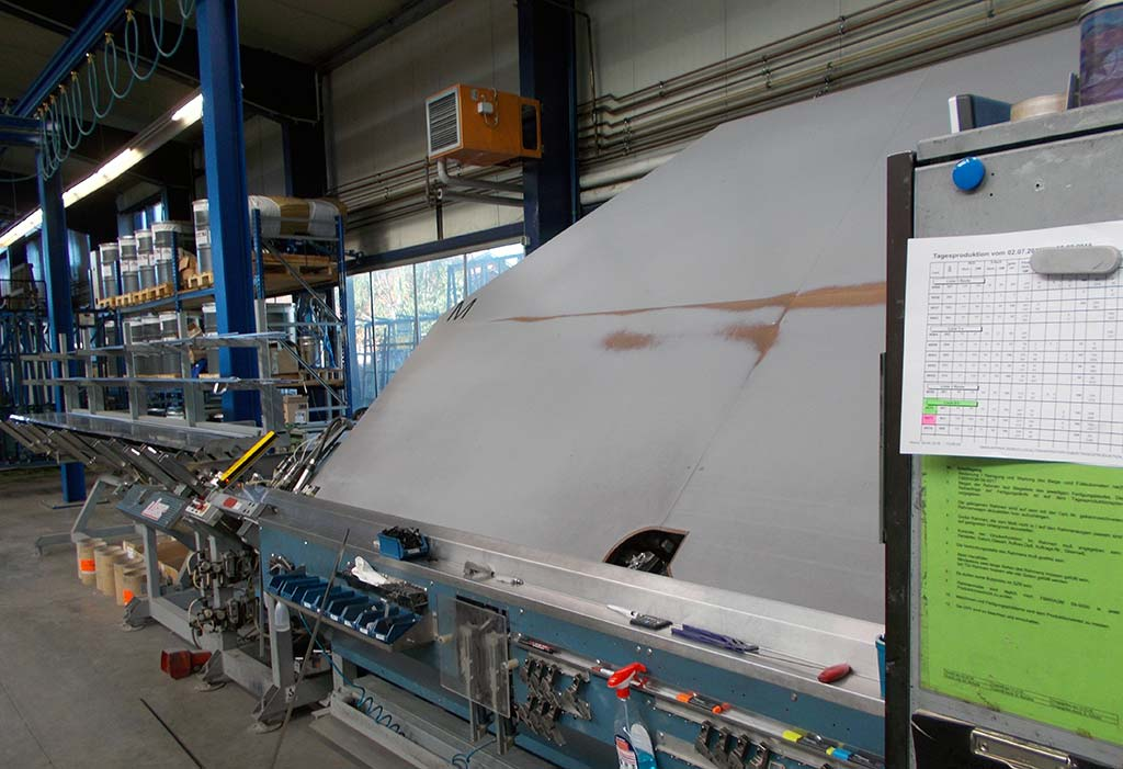 Automated Bending Machine for Spacer Bars LISEC BSV-45 Image-2