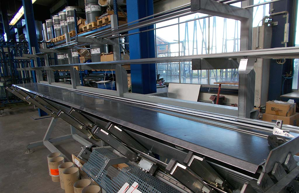 Automated Bending Machine for Spacer Bars LISEC BSV-45 Image-3