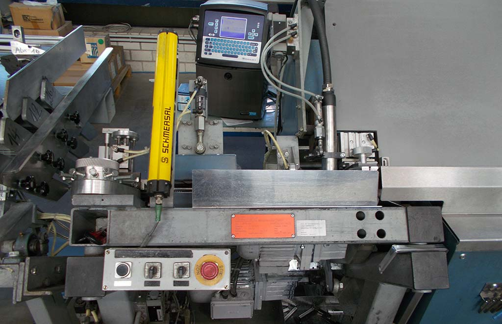 Automated Bending Machine for Spacer Bars LISEC BSV-45 Image-5