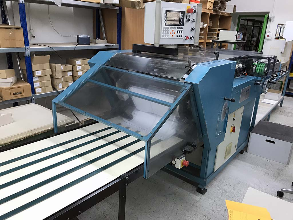 Pack Collator JAKOB Rotalock S Image-1