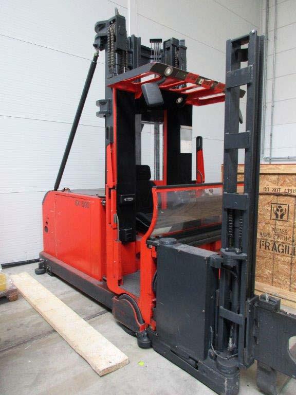 Picking and Narrow-Aisle Forklift MAGAZINER EK 1500 used