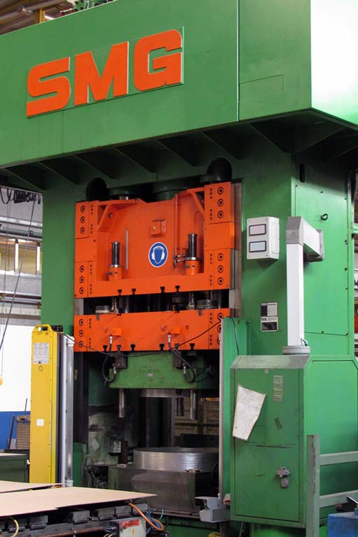 Hydraulic Press SCHULER SMG HZPUX 565/315-1500/1000 Image-1
