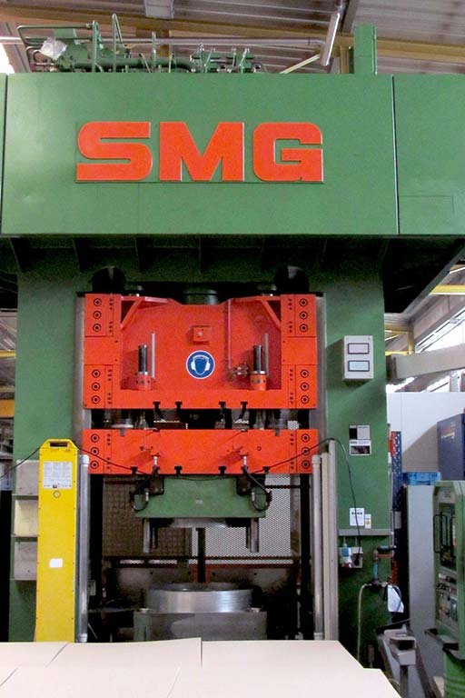 Hydraulic Press SCHULER SMG HZPUX 565/315-1500/1000 Image-2