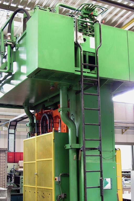 Hydraulic Press SCHULER SMG HZPUX 565/315-1500/1000 Image-3