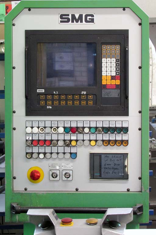 Hydraulic Press SCHULER SMG HZPUX 565/315-1500/1000 Image-5