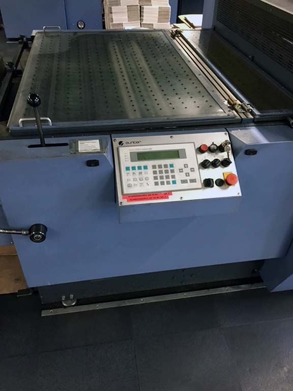Universal Side Seal Machine GÜNTER SSM 1200 Image-3