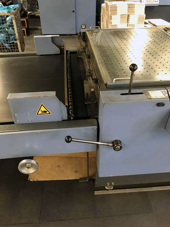 Universal Side Seal Machine GÜNTER SSM 1200 Image-4