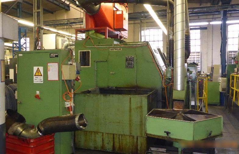 Multi Stage Press HATEBUR BKA 2 Image-1