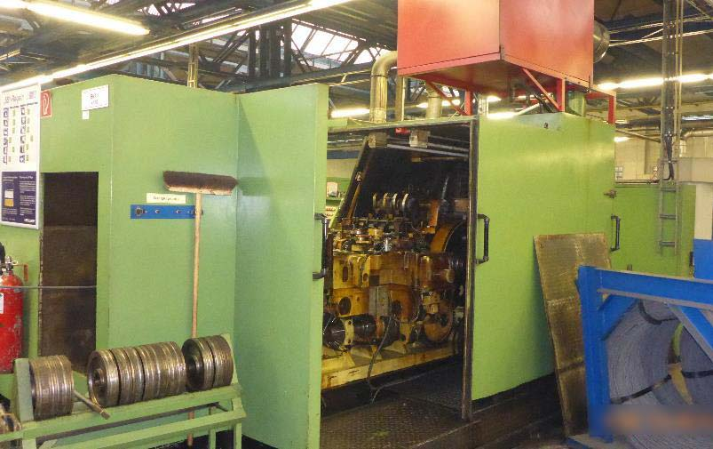 Multi Stage Press HATEBUR BKA 2 Image-2