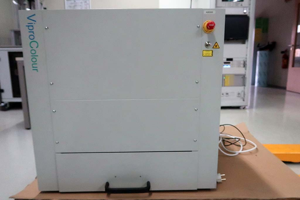 Optical Inspection System IVT ViproColour VIComp Image-1