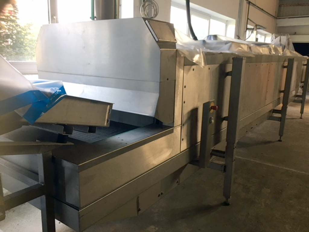 Linear Tunnel Freezer BUSE LF H 81 /119-00306 Image-2