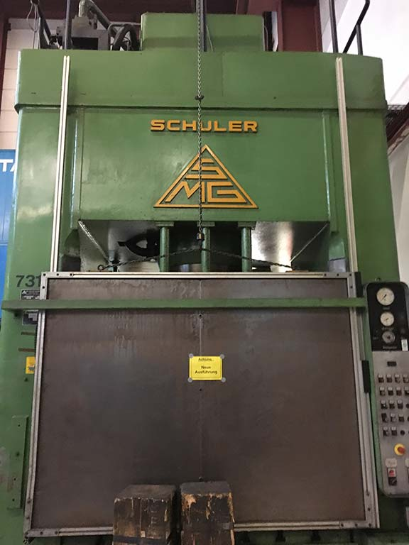 Hydraulic Press SMG HZPU 500-1800/1300 Image-1