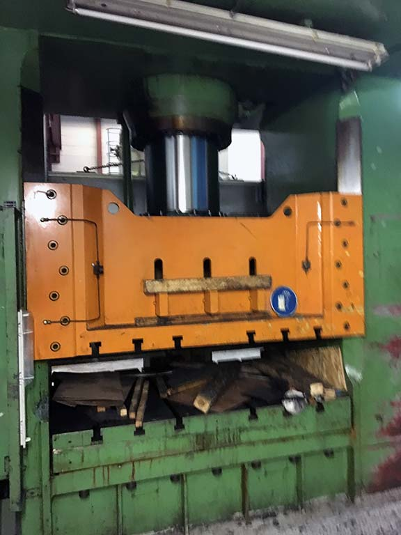 Hydraulic Press SMG HZPU 500-1800/1300 Image-2