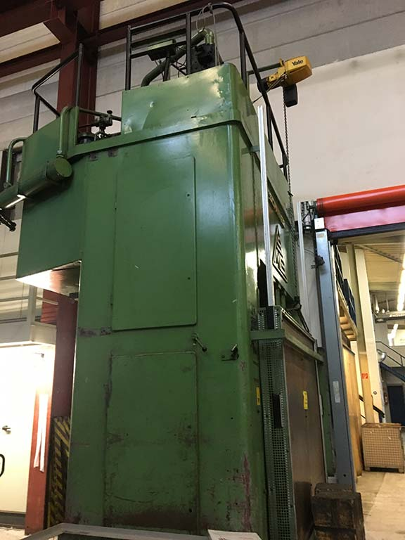 Hydraulic Press SMG HZPU 500-1800/1300 Image-3