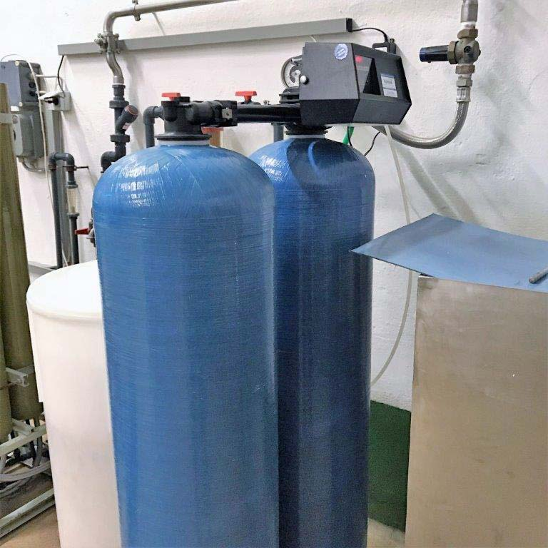 Osmosis Water Treatment Unit KULESSA Aqua Cleer MFP 2800 Image-1