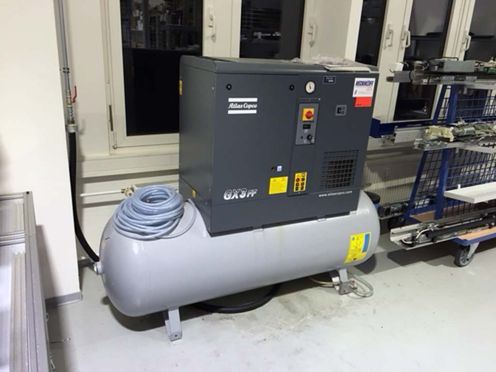 Screw Compressor ATLAS COPCO GX3-10/ FF-DLB 500 Image-1
