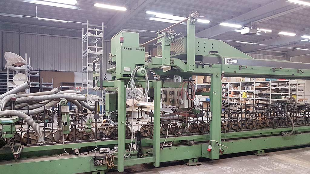 Profile Wrapping Machine FRITZ PU 30/ 80-FOL Image-3
