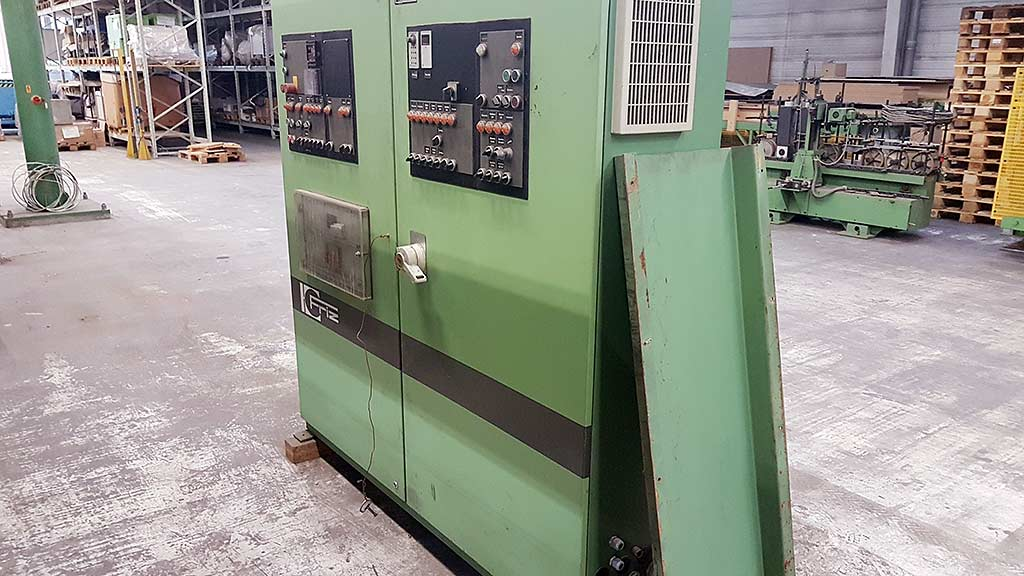 Profile Wrapping Machine FRITZ PU 30/ 80-FOL Image-5