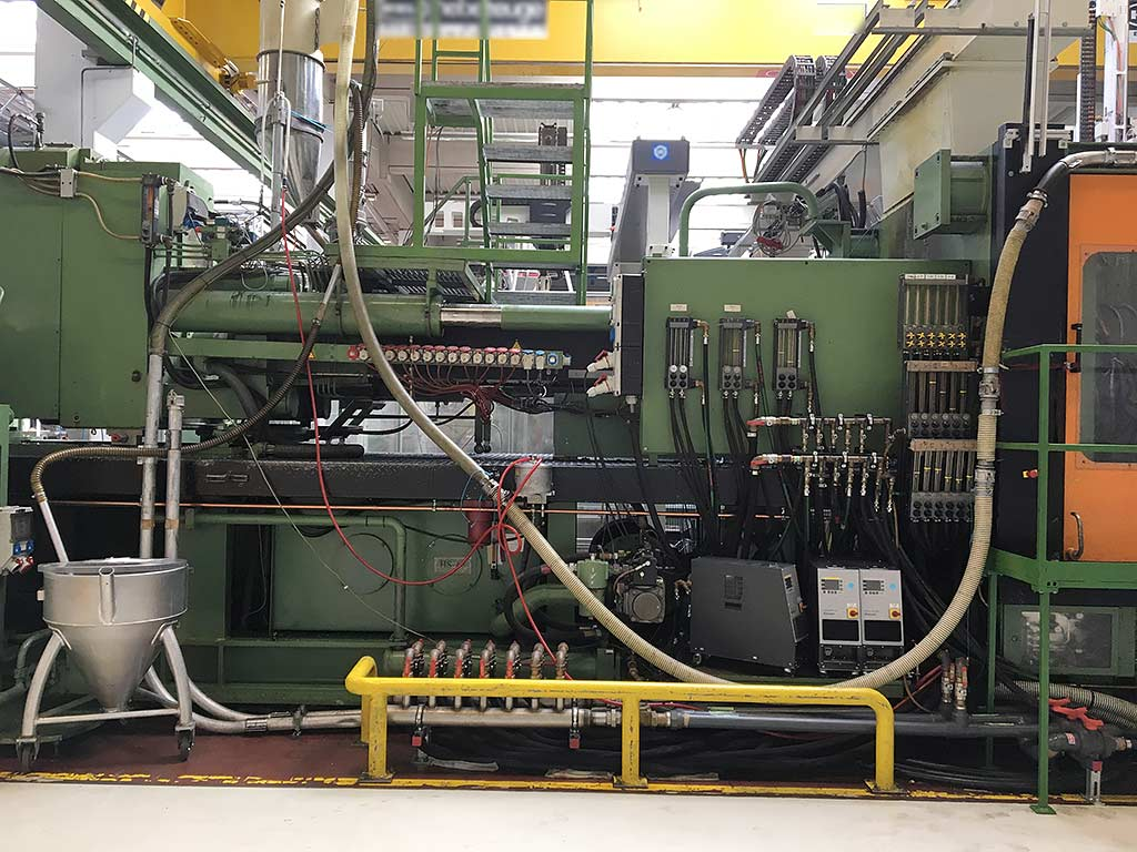 Injection Moulding Machine BATTENFELD BA-T 16500/ 25000 Image-3